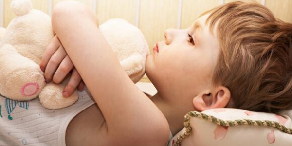 insonnia infantile